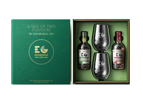 A Tale of Two Flavours Gift Pack by Edinburgh Gin