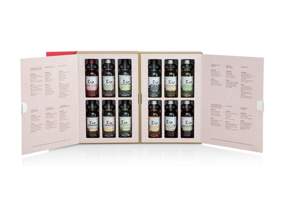 Edinburgh Gin Library Gift Set - Paradise Found