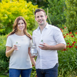 Nick and Emma Smalley - Teasmith Gin