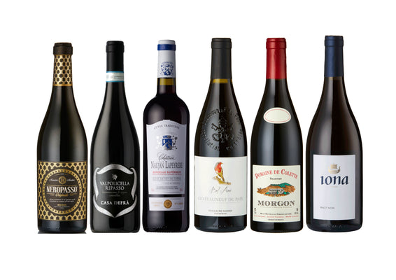 Connoisseur's Choice of REDS