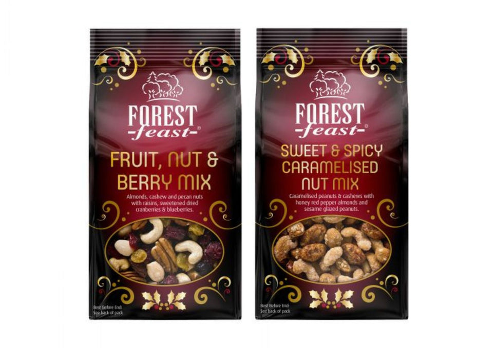 Fruit and Nut Sharing Packs xx
