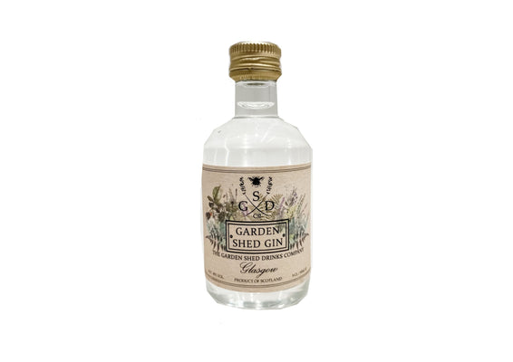 Garden Shed Gin 5cl