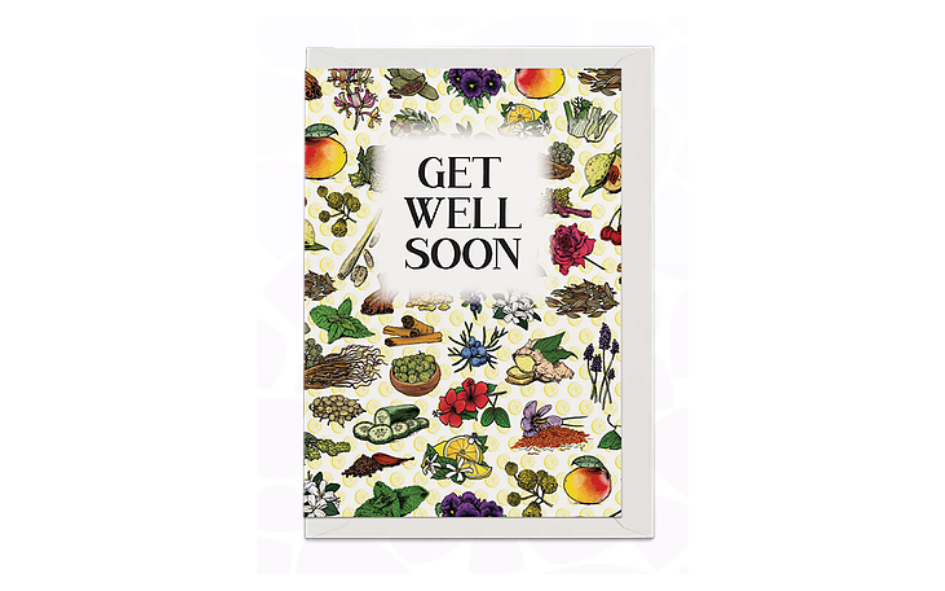 Get Well Soon Card xx