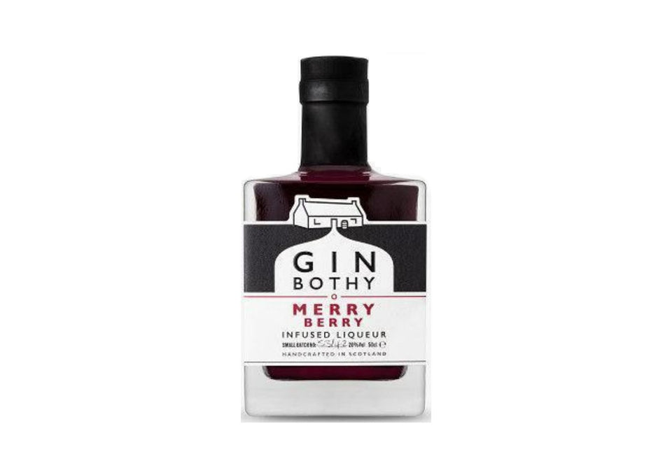 Gin Bothy Merry Berry Infused Liqueur 50cl xx