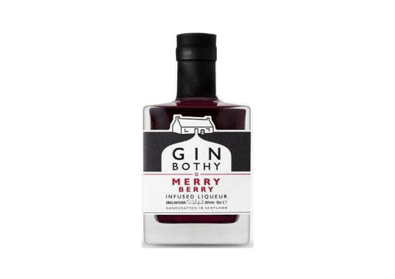 Gin Bothy Merry Berry Infused Liqueur 50cl