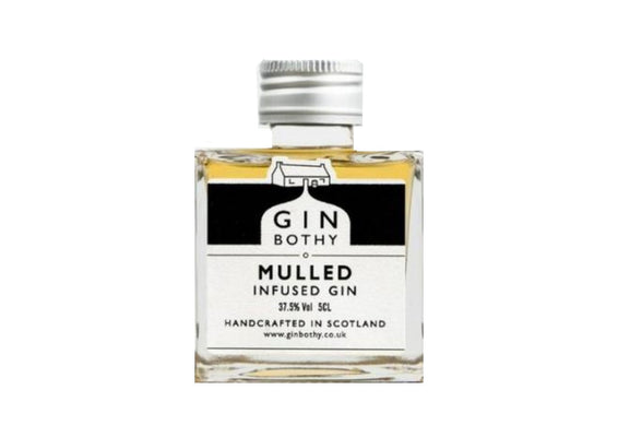 Gin Bothy Mulled Infused Gin 5cl