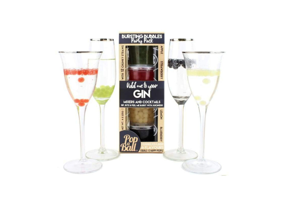 PopaBall Party Pack for Gin xx