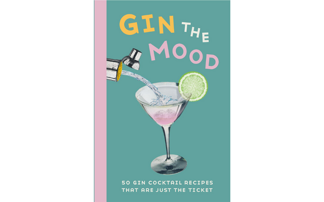 Gin in the mood gift book