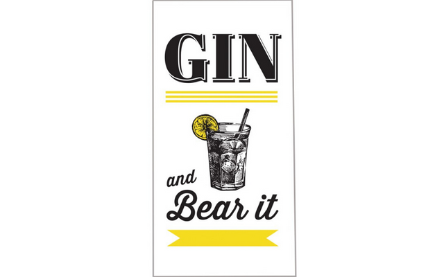 Gin and Bear It Gift Book
