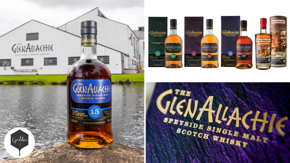 The GlenAllachie Virtual Masterclass - Friday 4th September, 7pm. xx