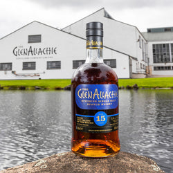 GlenAllachie 15 Year Old Whisky 70cl
