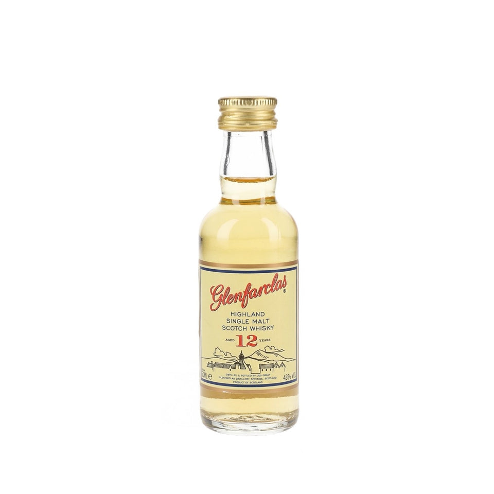 Glenfarclas 12 Year Old 5cl xx