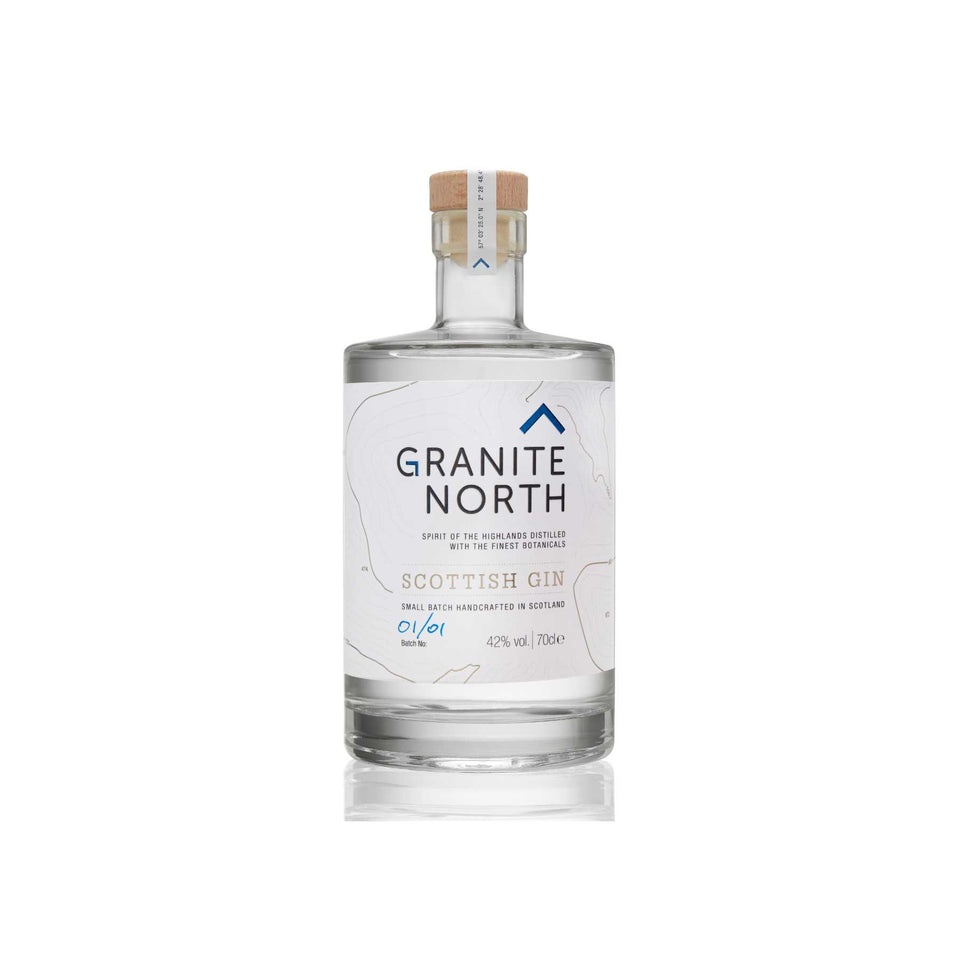 Granite North Gin xx