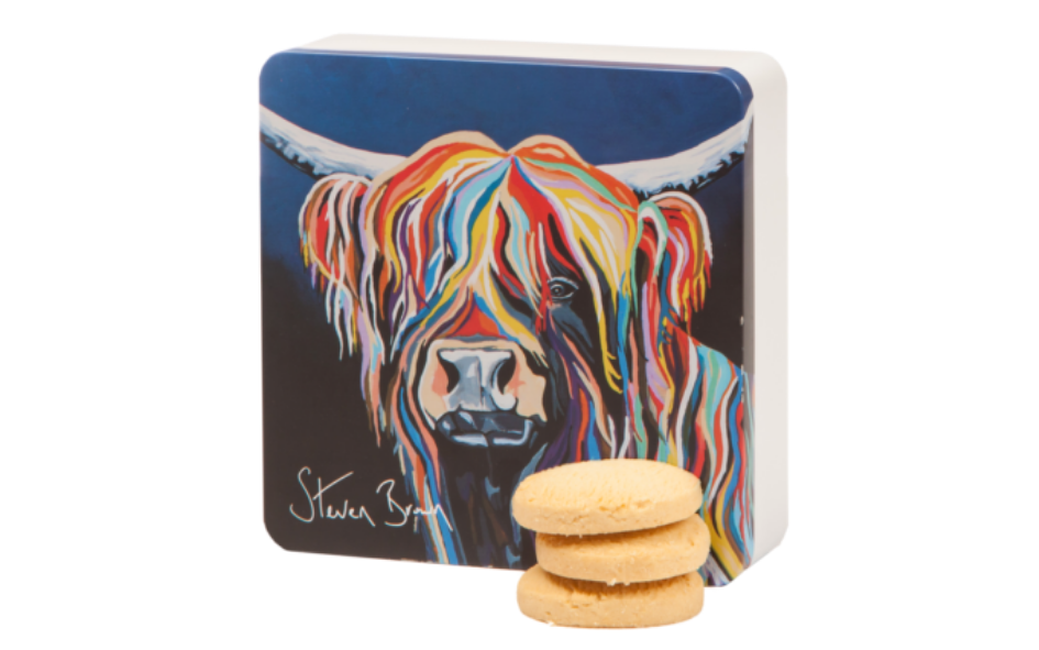 Harris McCoo Shortbread Gift Tin xx