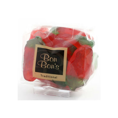 Giant Strawberry Sweets from Bon Bons