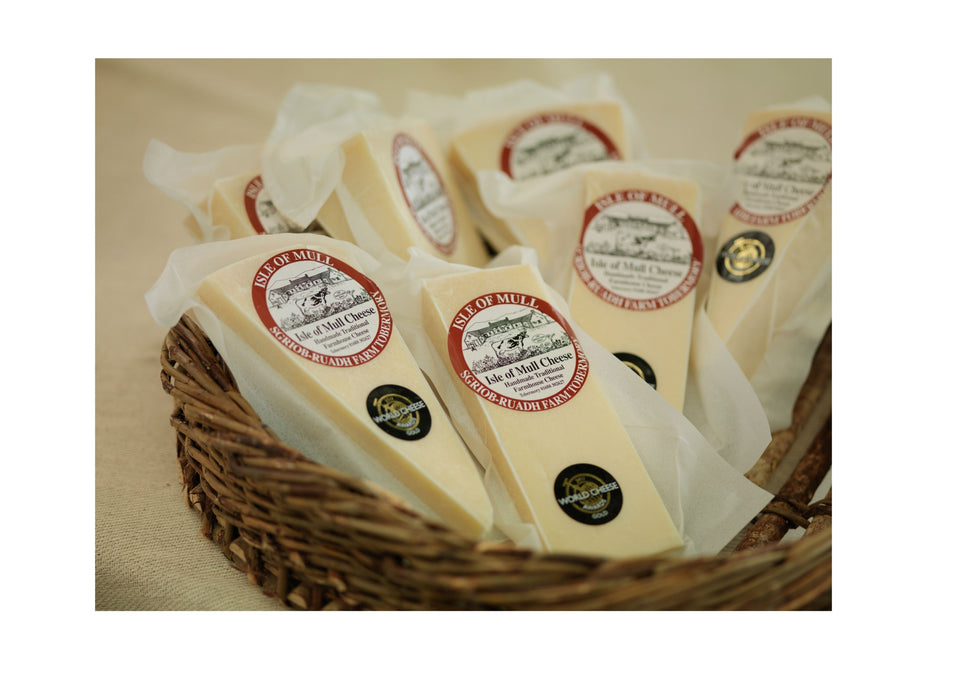 Isle of Mull Cheddar Cheese xx