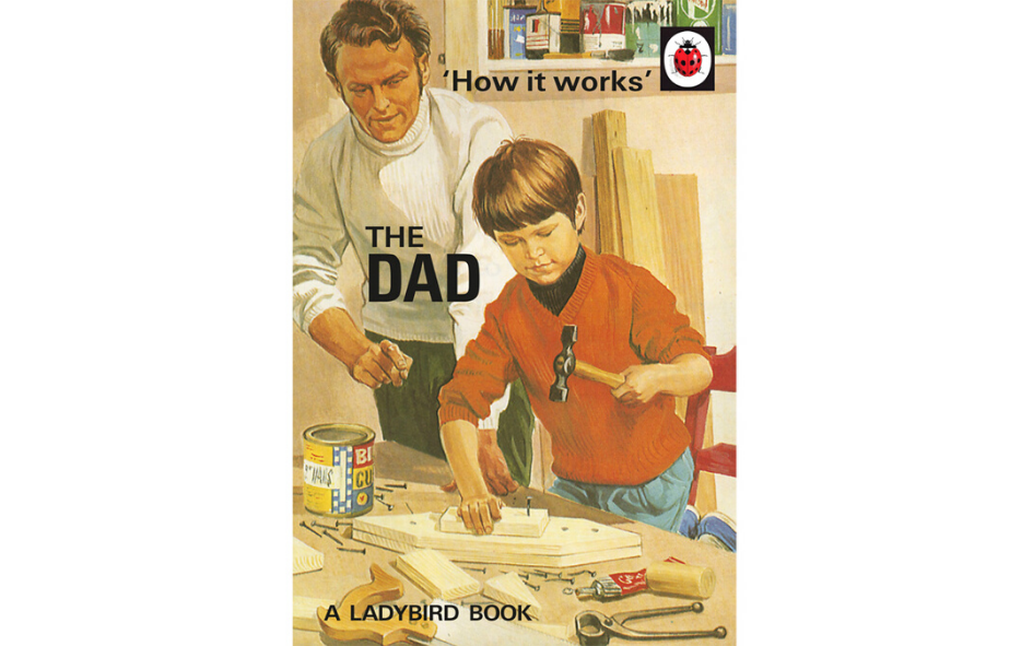 The Ladybird Book of Dad xx