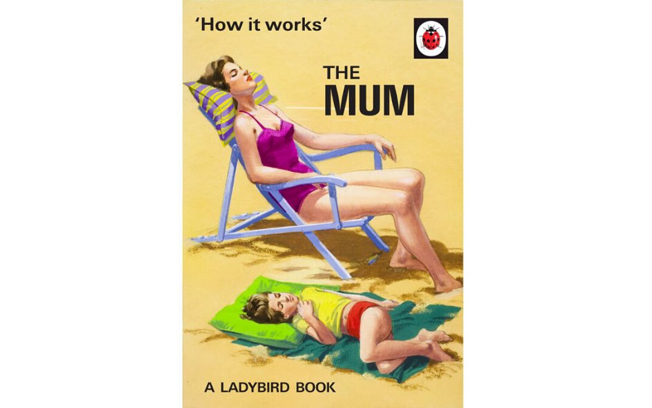 The Ladybird Book of Mum xx