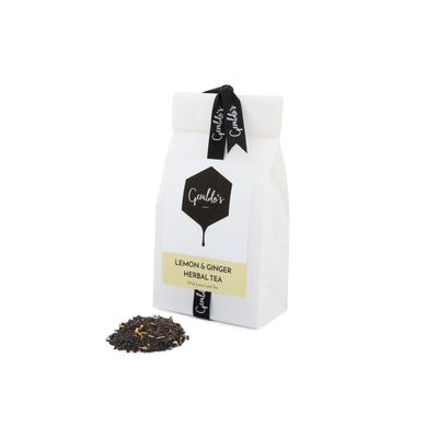 Lemon & Ginger Loose Leaf Tea