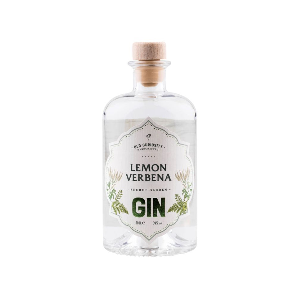 Old Curiosity Lemon Verbena Gin xx