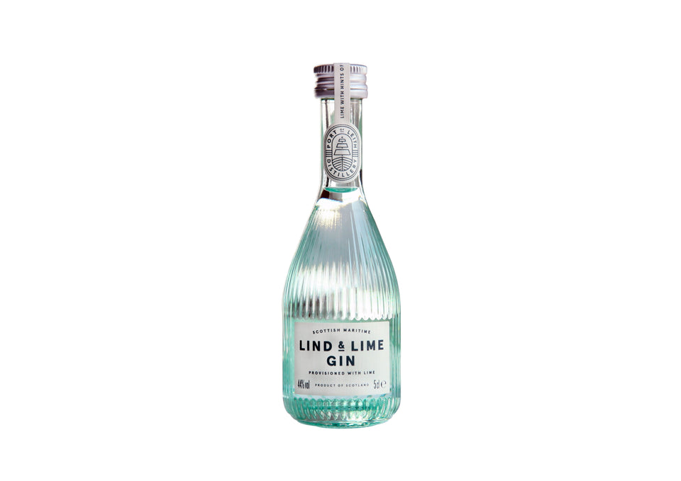 Lind and Lime Gin 5cl xx