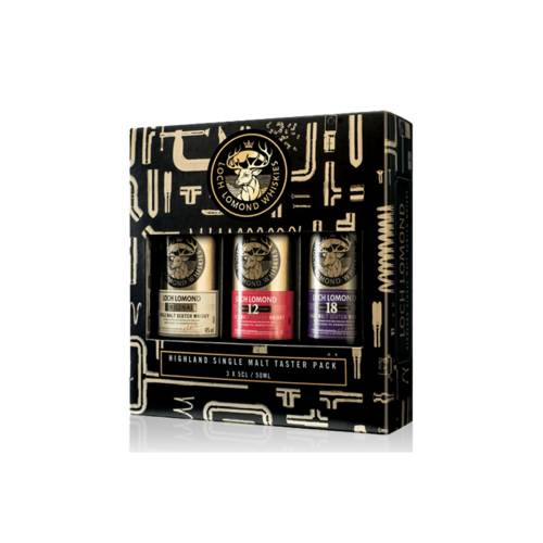 Loch Lomond Triple Gift Pack xx