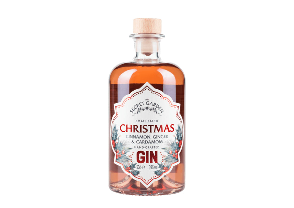 Old Curiosity Christmas Gin 20cl xx
