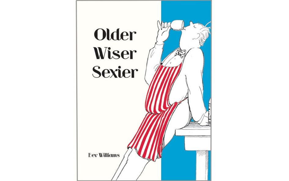 Older, Wiser, Sexier for Men xx