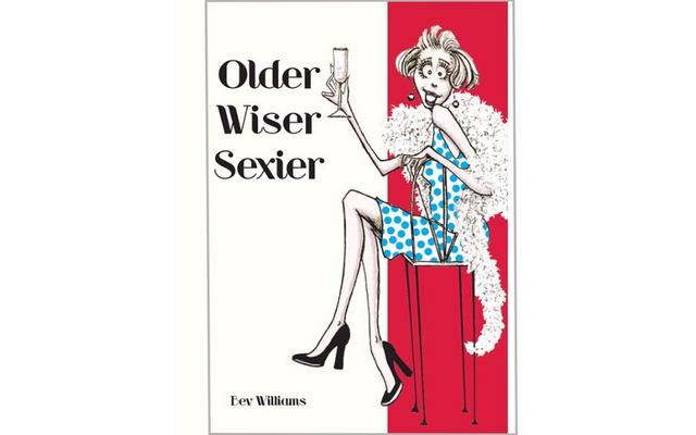 Older wiser sexier Gift Book for Women
