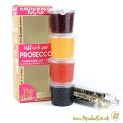 PopaBall Party Pack for Prosecco