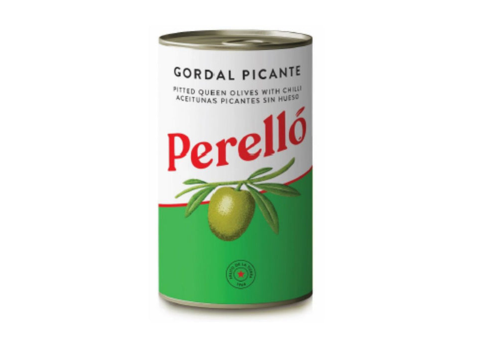 Perello Gordal Olives (pitted) xx