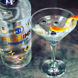 Pilgrim's Gin Perfect Serve