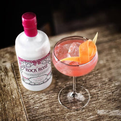 Rock Rose Pink Grapefruit Gin