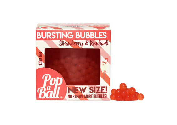 PopaBall Mixed Mini Bubbles (2 Flavours)