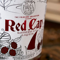 Red Cap Raspberry Gin Liqueur