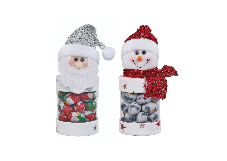Christmas Santa & Snowmen Novelty Gifts xx
