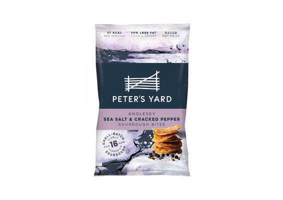 NEW - Peter's Yard Sourdough Bites