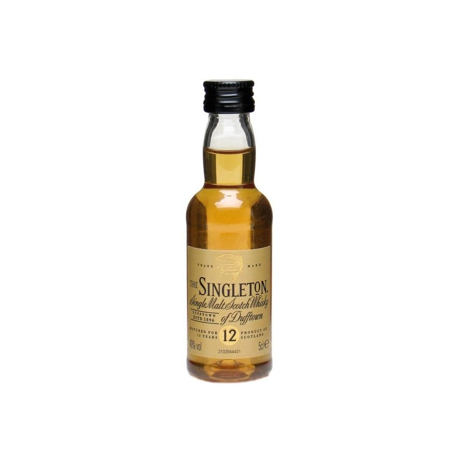 Singleton Whisky 12 Year Old 5cl xx