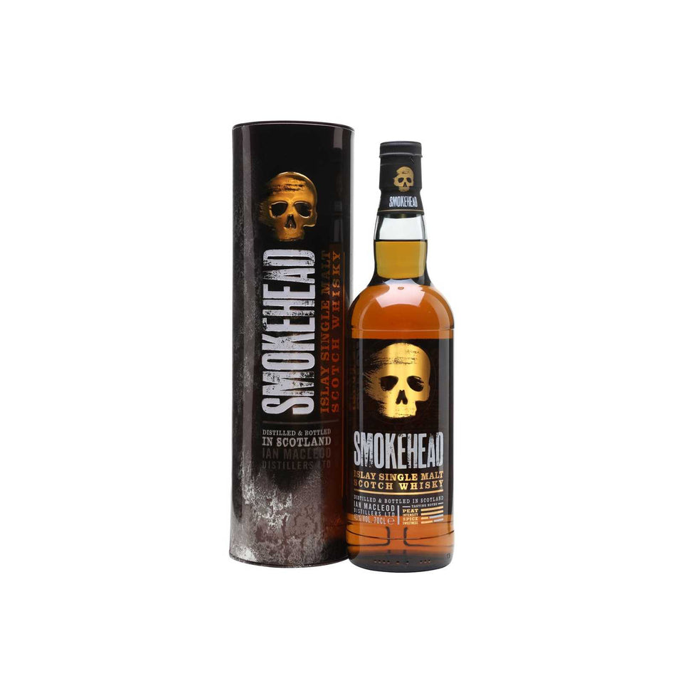 Smokehead Islay Single Malt Whisky xx