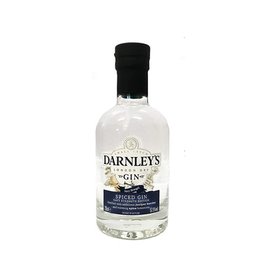 Darnley's Spiced Navy Strength Gin 20cl