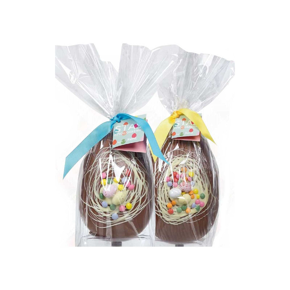 Luxury Chocolate Easter Eggs from Stas (200g) xx