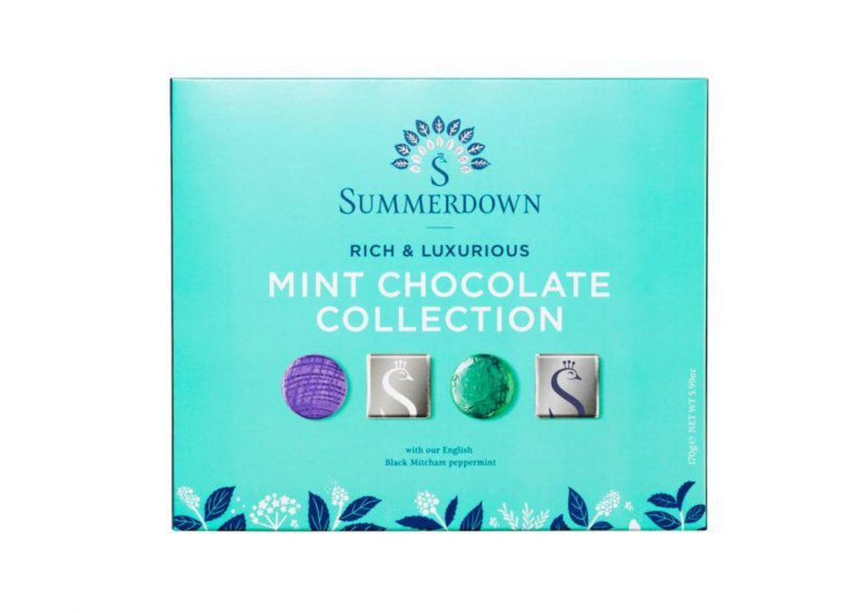 Summerdown Mint Chocolate Collection xx