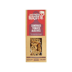 Great British Biscotti Range