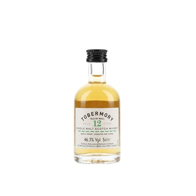 Tobermory Whisky 5cl
