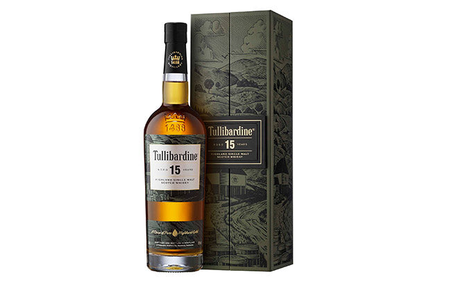Tullibardine 15 Year Old Whisky xx
