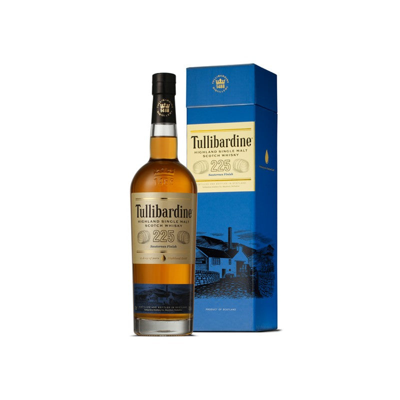 Tullibardine Single Malt Whisky - 225 Sauternes Cask Finish xx