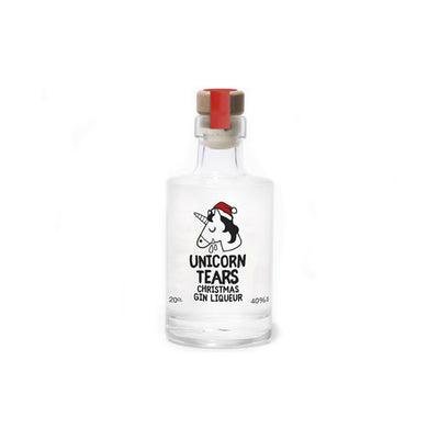 Unicorn Tears Christmas Gin