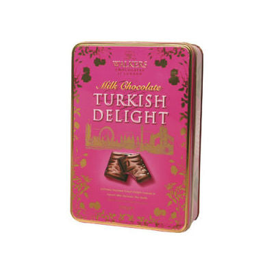 Walkers Milk Chocolate Turkish Delight