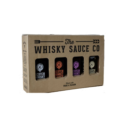 The Whisky Sauce Co Gift Pack
