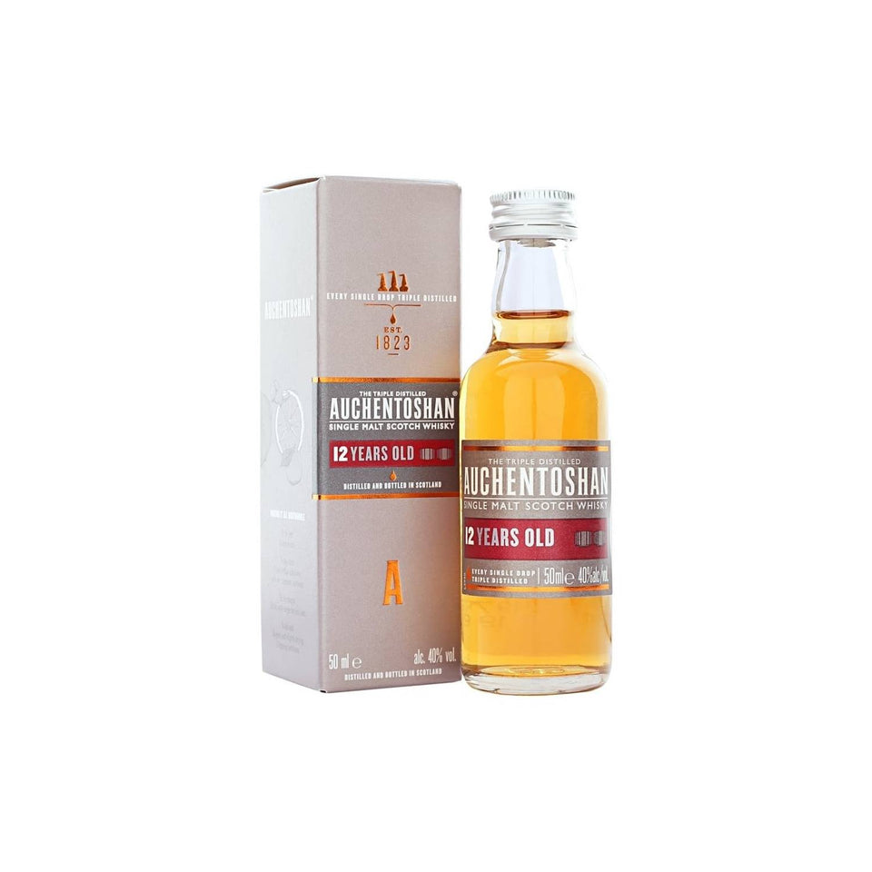 Auchentoshan 12 Year Old 5cl xx